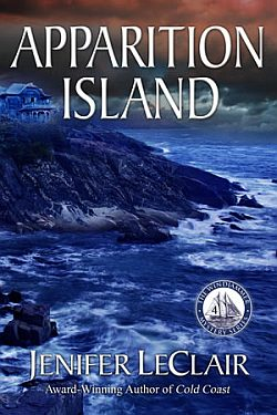 Apparition Island, Windjammer Mystery Series #4