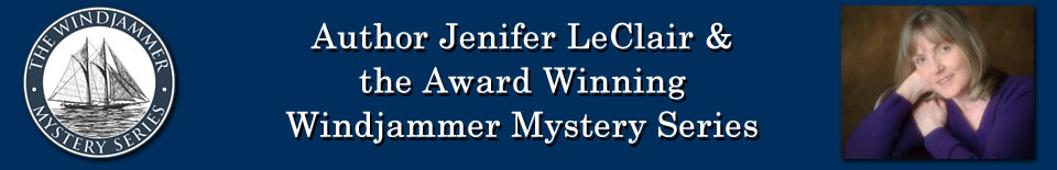 Jenifer LeClair, Official Author Site